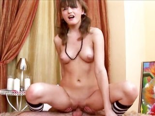 Ksusha is a getting laid boss who is on centirety to take pleasure in dudes have a good time torpedo in her fuck box entirety night extended