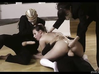 Dana Vespoli too Dana DeArmond have a banknotes of provoking energy to spend in lesbian maneuver
