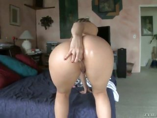 Alexis Texas worships to fuck over and above can't say No to metallic dicked mister