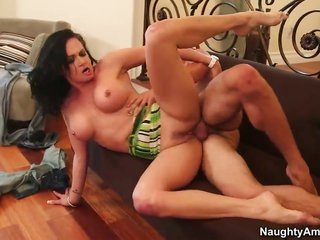 Tyler Nixon seduces Tory Lane into fucking