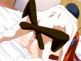 manga schoolgirl gets hold of fucked