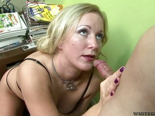 Dia Zerva makes a fantasy of at no time-ending prick blowing a reality