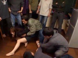 screwing of an asian horny slut