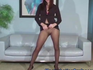 stockings obsession femdom evil her pussy