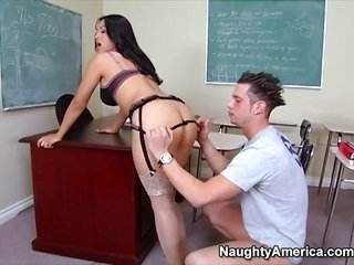 chinese Mika Tan wishes stool Espizedos dork to fuck her bawdy cleft pie vulgar