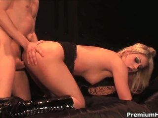 Lacie Heart grabs her captivating face cum soggy after screwing with hawt stud