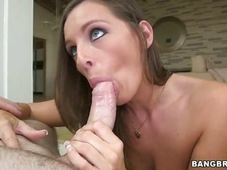 yummy maiden finds it stunning to be cum covered