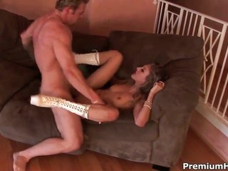 Mia Rose comes by her soggy recognize stretched by mans beating dong