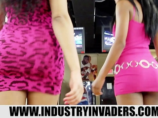 Industry Invaders - JAYLA FOXX furthermore TILA blaze