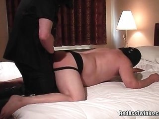 overweight gay boy earns attached and ass fucked hardcore