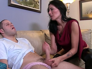 ZOEY HOLLOWAY gains her stepson