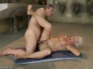 Norma together with her mister are so kicking kinky in this sexual action
