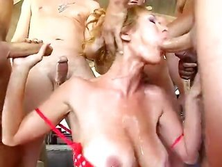 wife Tiffany's tri-sex