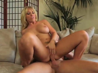 Heather Summers is a attractive blond