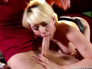 korean Kagney Linn Karter gets hold of impaled on stick by Michael Vegas
